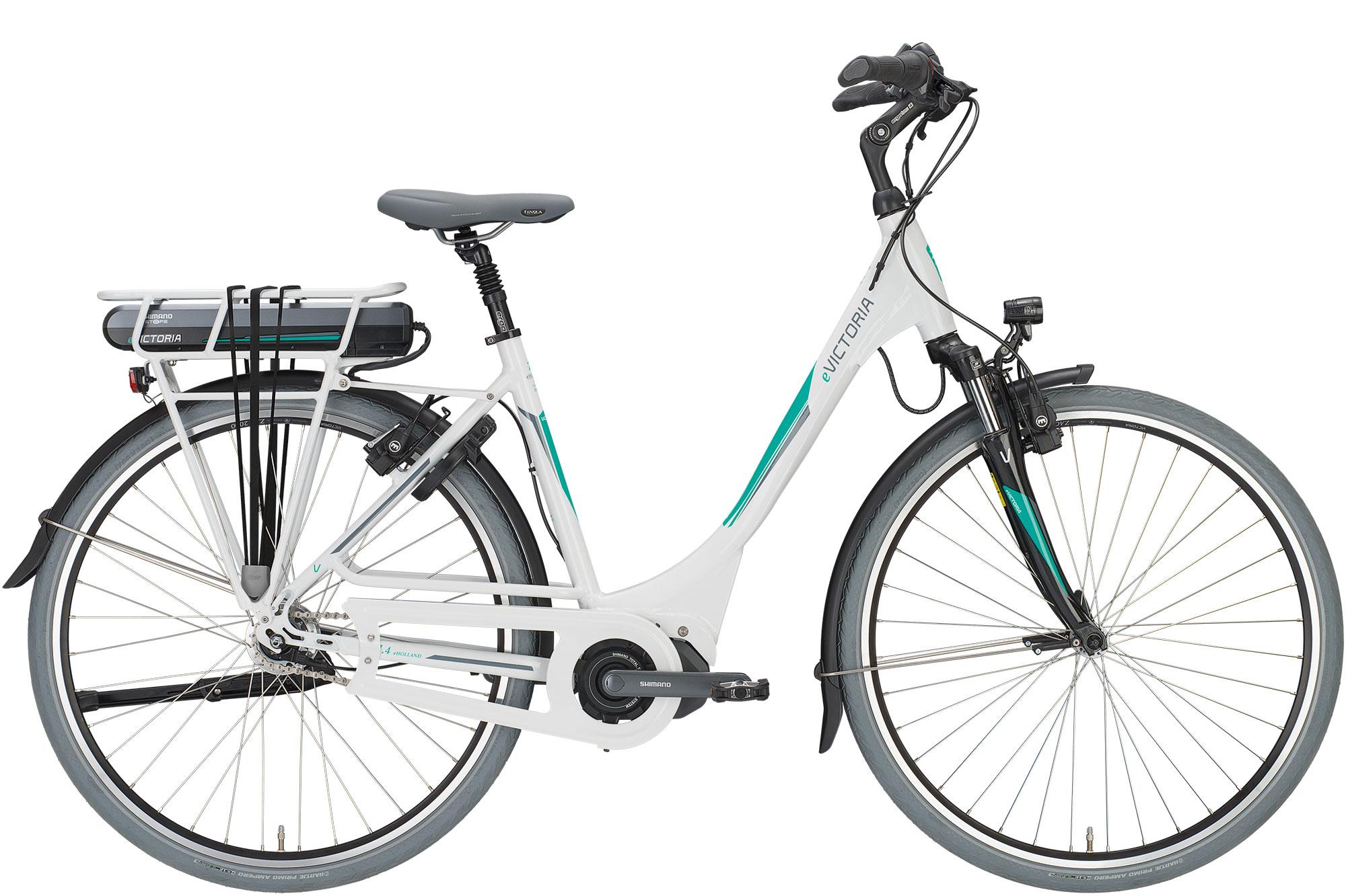 E-Bike Woman